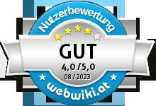 gasthaus-auf-der-wies.at Bewertung