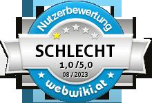 webandoffice.at Bewertung