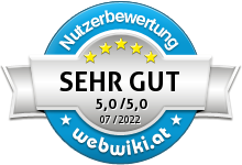 webrestaurant.at Bewertung