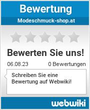 Bewertungen zu modeschmuck-shop.at